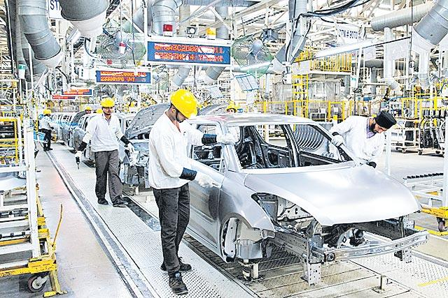 Maruti Suzuki is production rises 8persant in December - Sakshi