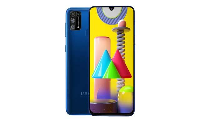 Samsung Galaxy M31 to launch in India on Feb 25 - Sakshi
