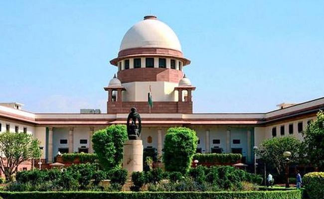 Supreme Court Order Mention Criminal Cases Of Candidates - Sakshi