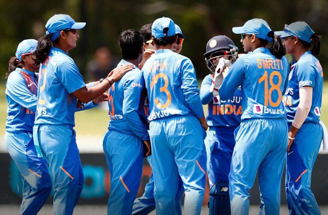 ICC Womens T20 World Cup 2020 Warm Up Match: India Women Won - Sakshi