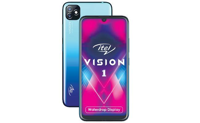 Vision 1 Budget Smartphone From Itel - Sakshi