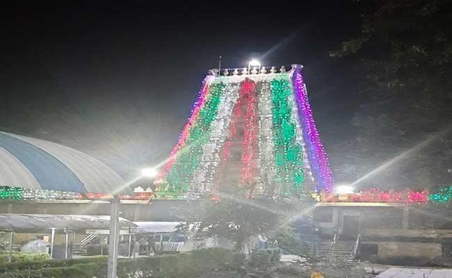 Lord Shiva Temples For Decorating Mahashivaratri - Sakshi