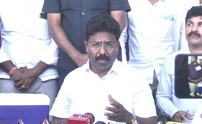 CM YS Jagan Long Review On Veligonda Project Works - Sakshi