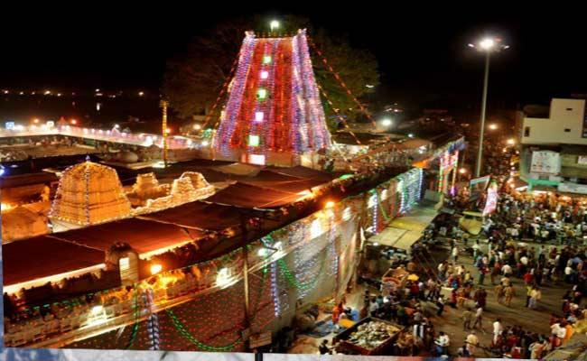 Shivaratri Celebrations In Vemulawada Raja Rajeshwara Swamy Temple - Sakshi