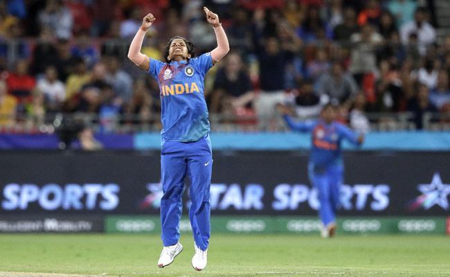 India's Poonam Four Fer Shocks Australia In T20 World Cup Opener - Sakshi