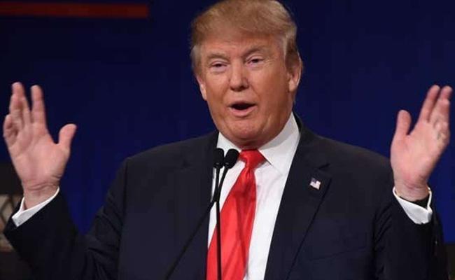 US President Donald Trump First Time Visite India - Sakshi