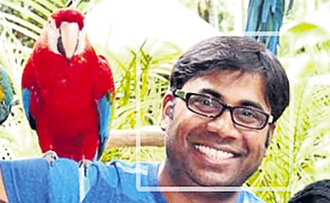 Software engineer death with heart attack in Dallas - Sakshi