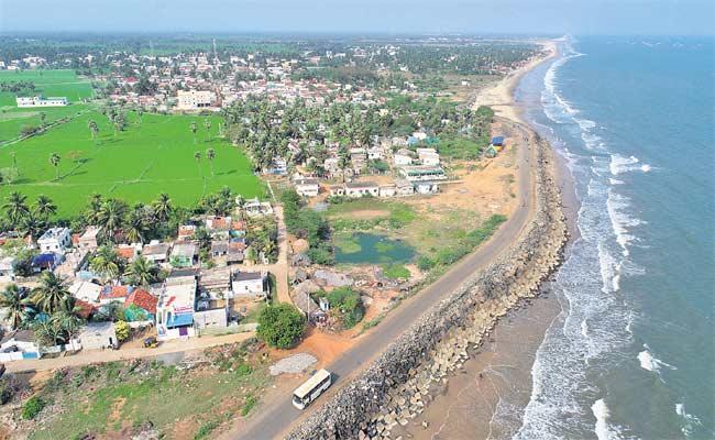 YS Jagan Mohan Reddy Will Solve The Sea Erosion Problem - Sakshi
