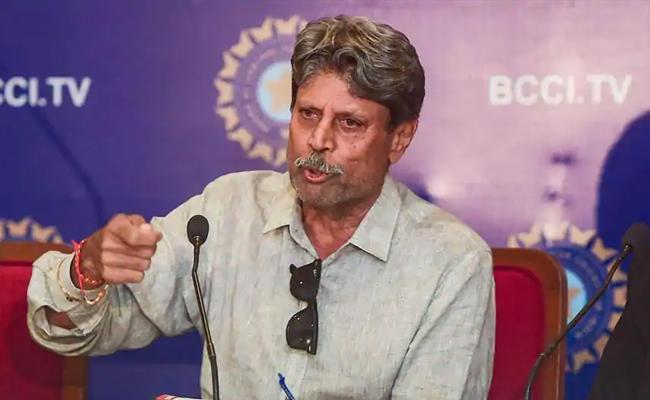 IND VS NZ Test Series: Kapil Dev Question To Team Management - Sakshi