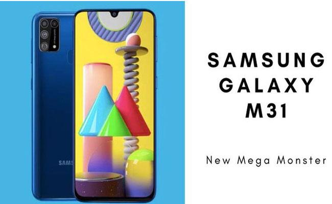 Samsung Galaxy M31 launched - Sakshi