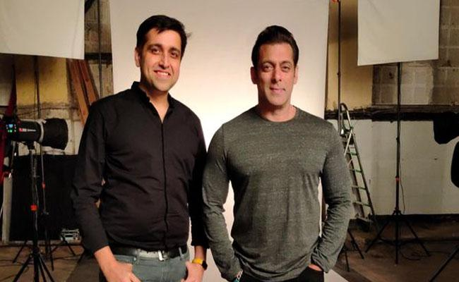 Realme ropes in Salman Khan as brand Ambassador         - Sakshi