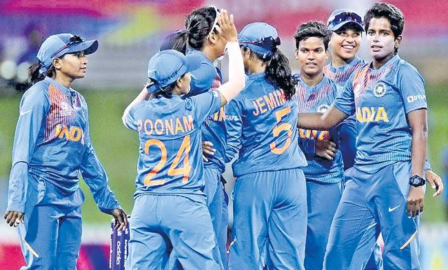 India vs New Zealand Women's T20 World Cup Match Today - Sakshi
