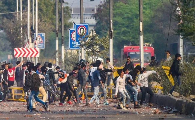 Sakshi Editorial On Delhi Violence