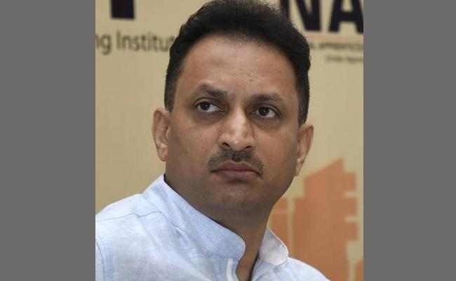 BJP MP Anant Kumar Hegde Controversial Comments On Gandhi - Sakshi
