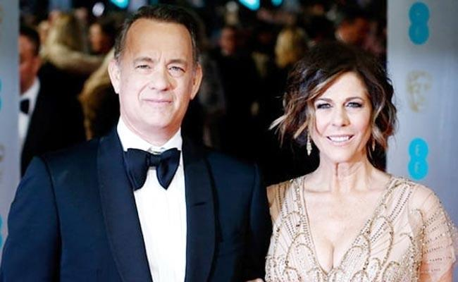Tom Hanks Says He And Wife Rita Test Positive For Covid 19 Over Twitter - Sakshi