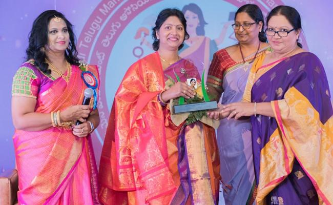 WETA Celebrates International Womens Day In Dallas - Sakshi