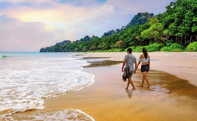 Andaman Islands Admin To Shut Down Tourism Activities - Sakshi