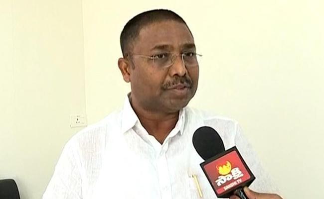 Adimulapu Suresh Slams TDP Over Local Body Elections In AP - Sakshi