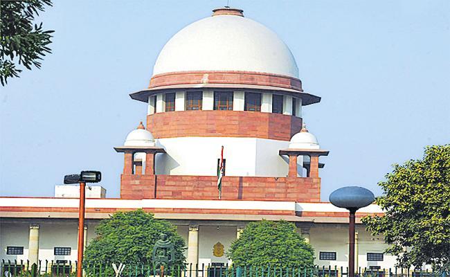 Trial in Supreme Court On Andhra Pradesh Govt Petition - Sakshi
