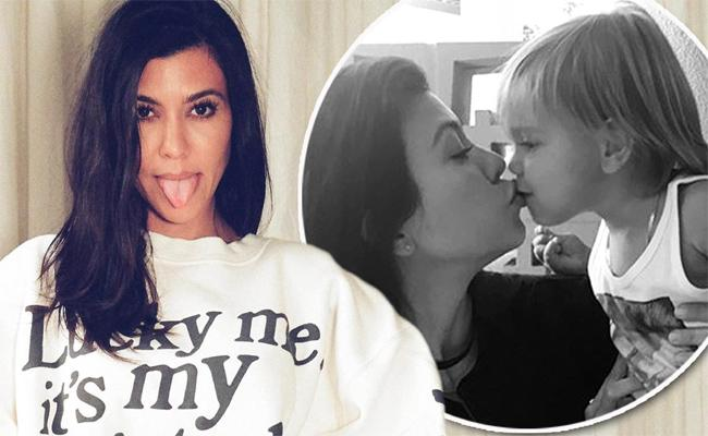 kourtney kardashian Opinion on Parenting - Sakshi