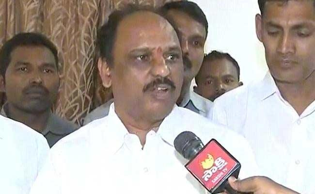Shankar Narayana Slams On Election Commission And Chandrababu - Sakshi