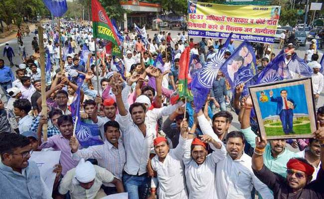 Editorial On Protecting The Rights Of Dalits - Sakshi