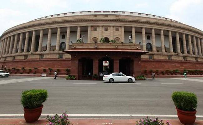 Saamna Question Why Parliament Session Running - Sakshi