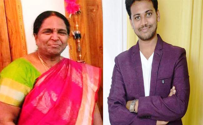 Two People Assassinate in Car Accident Srikakulam - Sakshi