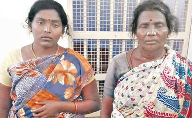 Mother And Grandmother Held in Girl Child Assassinated Case - Sakshi