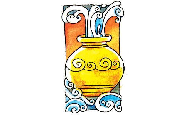 2020 To 2021 Aquarius Zodiac Sign Horoscope In Sakshi Funday