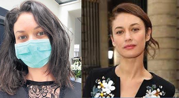 Actress Olga Kurylenko shares health updates - Sakshi