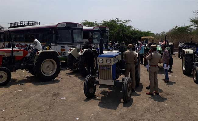 BS4 Vehicles Registration Is Doubtful Over Corona Effect - Sakshi