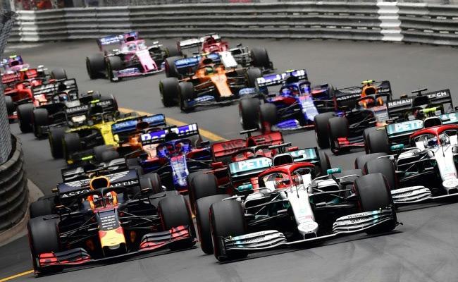 Azerbaijan Grand Prix Postponed Due To Coronavirus - Sakshi