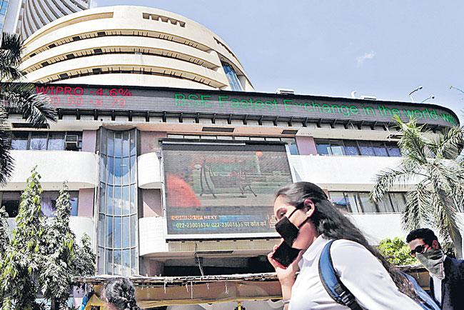 Relief Rally In Markets on Sensex Up 1861 Points - Sakshi