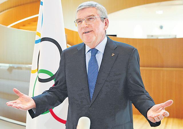 Tokyo Olympics postponement is about saving lives - Sakshi