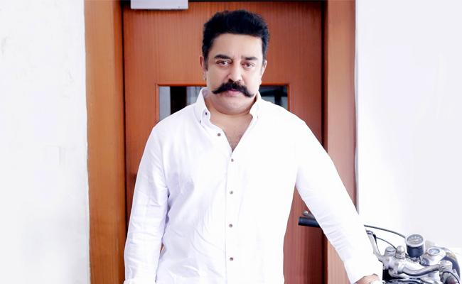 Corona Virus: Kamal Haasan Says To Convert His Residence Into A Hospital - Sakshi