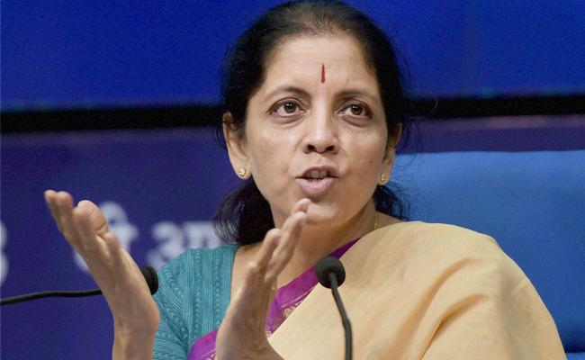Finance Minister Nirmala Sitharaman to brief the media at 1pm today - Sakshi