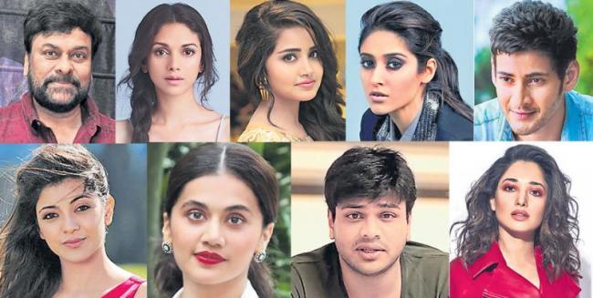 film stars reacts on coronavirus outbreak - Sakshi