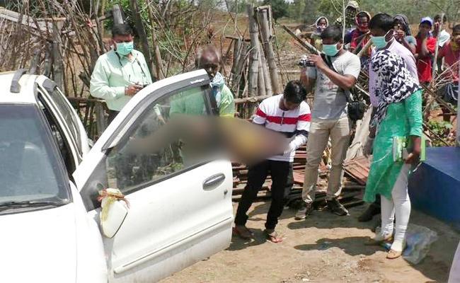 Girl Child Molestation And Assassinated in Car Odisha - Sakshi