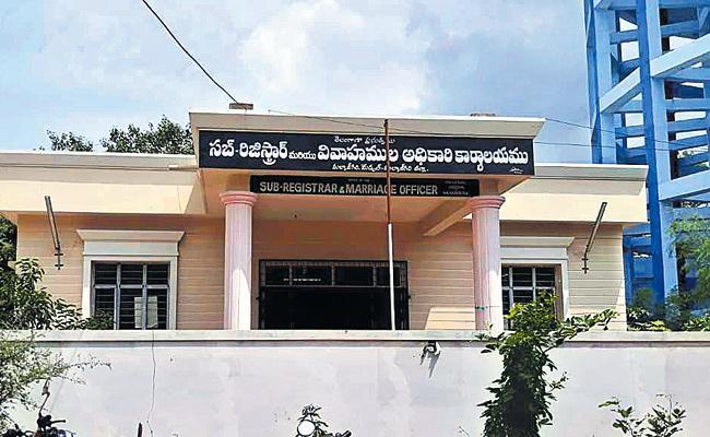 Coronavirus Effect on Real Estate Sector Hyderabad - Sakshi