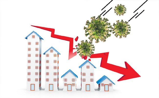 Real Estate Downfall Due To Coronavirus Effect - Sakshi