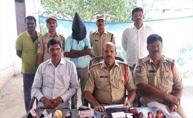 90 Years Old Woman Molested And Homicides In Nalgonda  - Sakshi