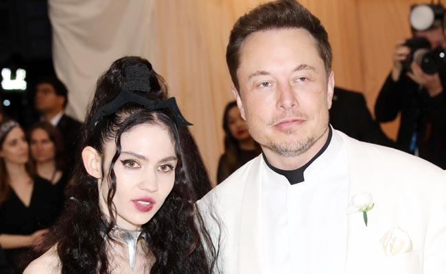 Musician Grimes Says Elon Musk Is Father Of Her Child - Sakshi