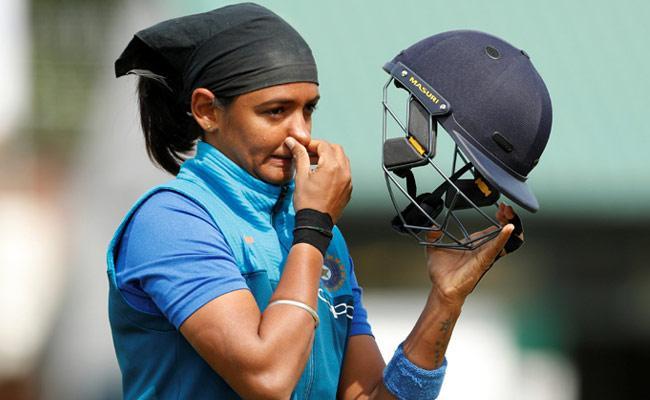 Harmanpreet Kaur Talks After Losing T20 World Cup Final - Sakshi