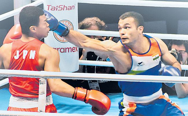 Five Indian Boxers Qualified For Tokyo Olympics - Sakshi