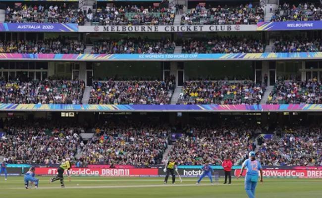 Record Crowd Marks Huge Moment For Women's Sport - Sakshi