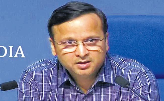 Lav Agarwal belongs to the Andhra cadre - Sakshi