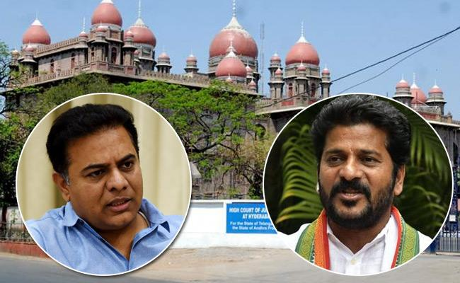 Telangana High Court Stay On NGT Order Against KTR Farm House Issue - Sakshi