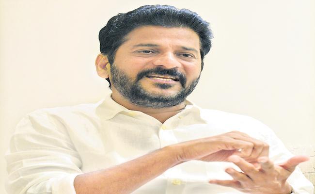 Revanth Reddy Comments On KCR And Etela Rajender - Sakshi