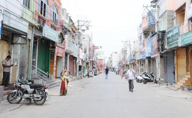 207 Coronavirus Cases File in Prakasam - Sakshi